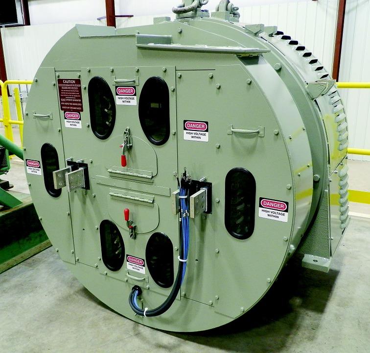 สถานที่จำเป็นต้องมีเครื่องกำเนิดไฟฟ้า generator