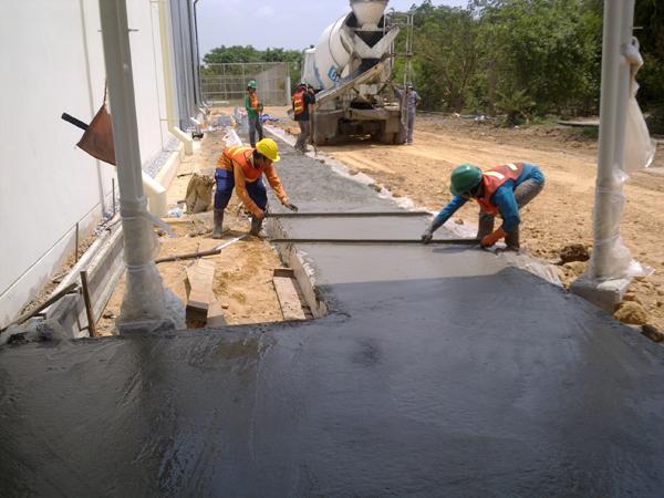 มองหางานรื้อถอนพื้น epoxyเพื่อจะมารื้อถอนพื้นตึก